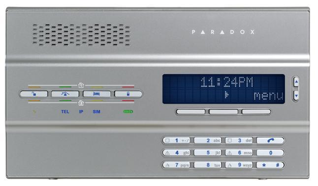 PARADOX MAGELLAN MG6250